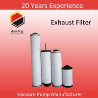 vacuum pump filter oil mist filter for vacuum pump oil mist separator exhaust filter for vacuum pump