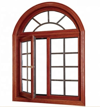 New Simple Iron Window Grill Design Arched Double Glazed Aluminum Casement Windows Doors Frame Teak Wood View Window Grille Inserts Qianshan Product Details From Zhejiang Pioneer Technology Co Ltd On Alibaba Com