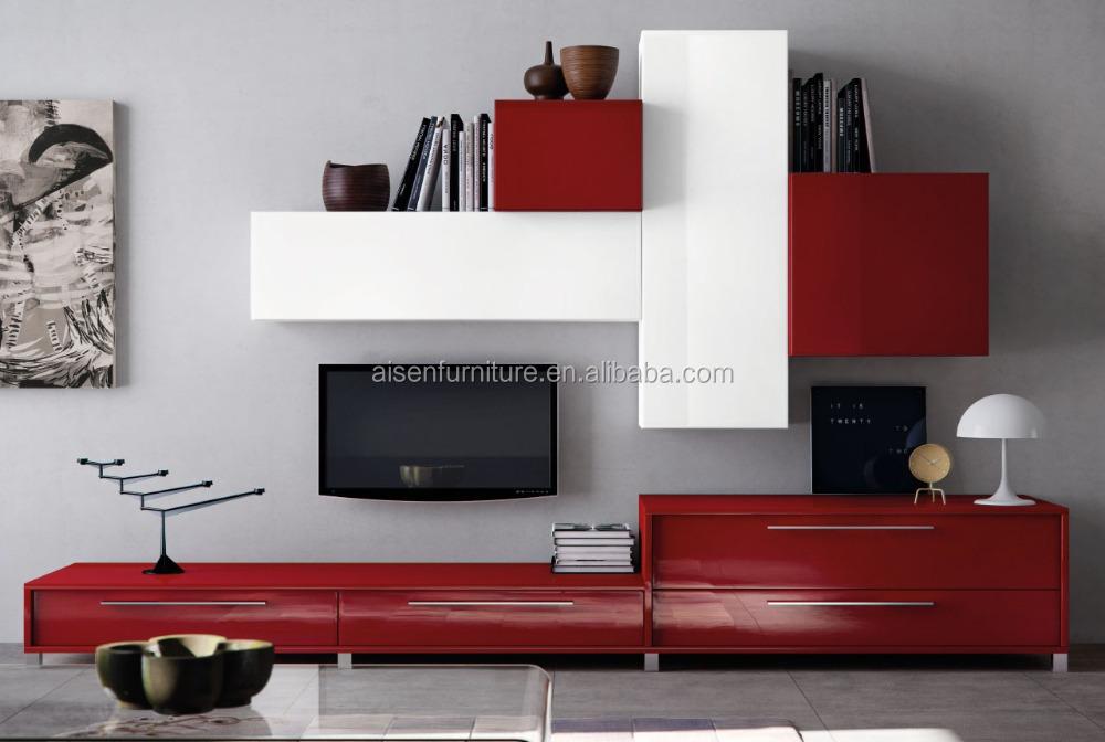 style italien moderne laque meuble tv meubles d 39 b nisterie conception pour vente meubles en. Black Bedroom Furniture Sets. Home Design Ideas