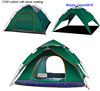 Waterproof Automatic Instant Tent Camping Family Pop Up Tent Umbrella, tienda/barraca/tenda