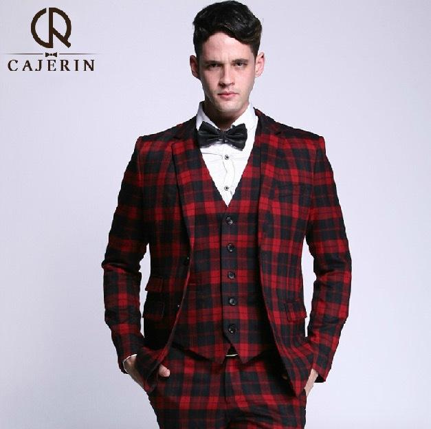 Checkered Suits For Sale Dress Yy. Popular Mens ... 03a0092c0e4e