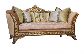 Royal British Style Palace Furniture,Empire Style Antique Living ...