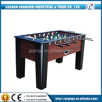 Chinese Products Wholesale 58inch Soccer Babyfoot Table