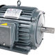 Three Phase AEEF Horizontal External Shaft Electric Motor For Hydraulic Pump