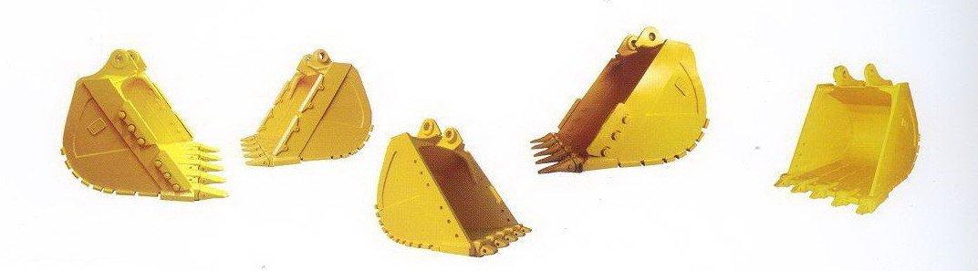 Dentes do balde da escavadora tipos com boa qualidade de mini escavadeira JC b 3CX retroescavadeira para venda