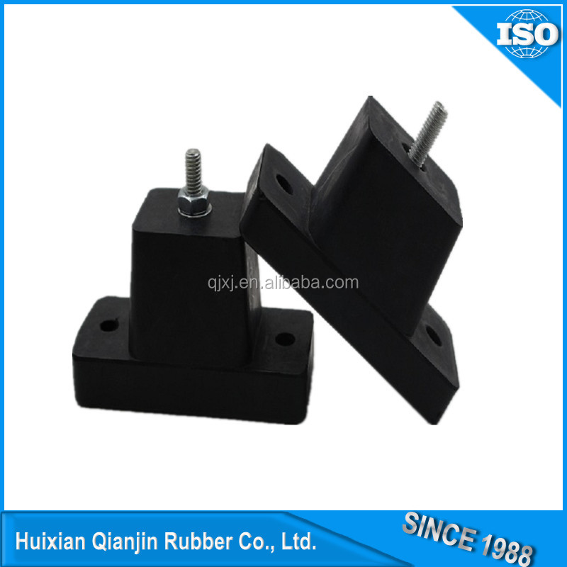 Supply rubber shock absorber for air conditioner