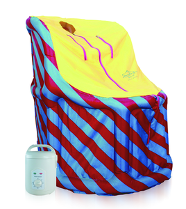 inflatable portable folding steam sauna