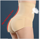 2016 Shuoyang Factory Sexy Padded Seamless Butt Hip Enhancer Shaper Panties