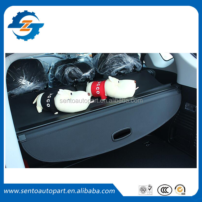 Suv cargo cover retractable suv trunk cover for RAV4 2014-2016
