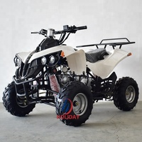 4X4 Adult Gas Atv 110cc/250cc Powered adult Atv quad bike cheap sale
