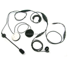 [M-E1663-CB] Haute qualité Moto interphone casque casques pour Motorola Cobra radio bidirectionnelle