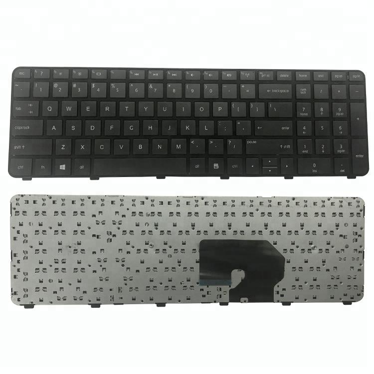 Wholesale For HP Pavilion DV7-6000 DV7-6100 laptop keyboard us layout series