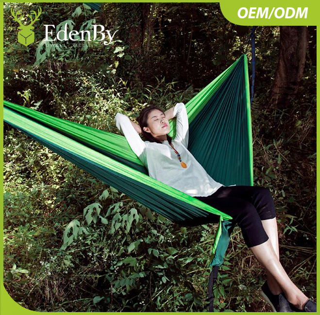 Parachute cotton single hammock or double children hammock