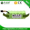 Geilienergy Rechargeable 14.4V NIMH Battery Pack For Vacuum Cleaner