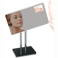 Stand Alone touch screen digital signage 42 inch lcd display lcd magic mirror display