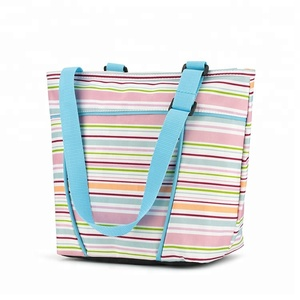 large capacity insulated bag office women cooler bag Promotional lunch tote bag for picnic
