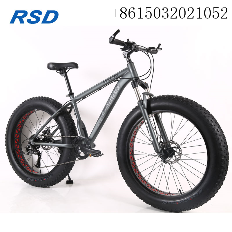 China Heavy Bikes With Big Tires For Sale Adult Bicycle 29 Inch