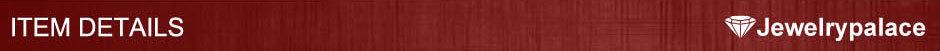 יוקרה 6.51 ct ננו רוסית ברקת תליון אופנה לנשים מתנה 925 תכשיטי כסף סטרלינג מוצק 2015 מותג חדש