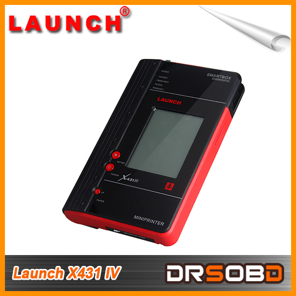 Auto Tooling Original LAUNCH X431 IV Professional Auto diagnostic tool X431 Master IV