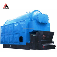 Industrial boiler steam generator