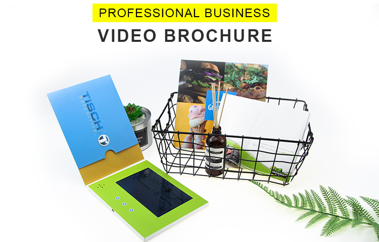 Promotional advertising video brochure lcd video gift cards digital promotional advertising video brochure lcd video gift cards digital tft screen invitation lcd video greeting card m4hsunfo