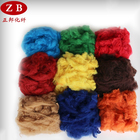 best quality recycled pet polyester fiber