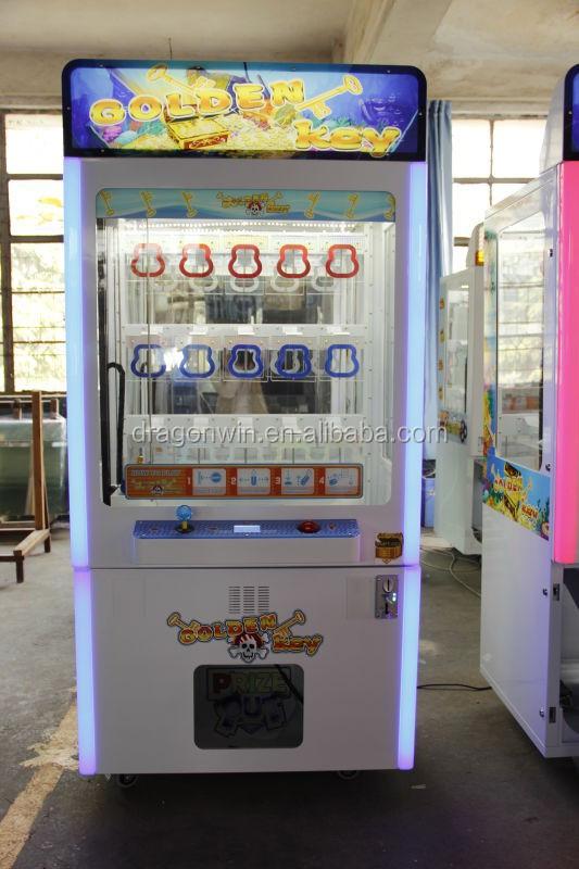 Golden Key Master Game Machine,Push Prize Arcade Game Mini ...