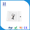 8.2MHz ESA Security RF Soft Label Tags For Clothing Anti-theft