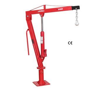 Medical Equipment Ce Certificate 1000lbs Hydraulic Shop Crane Swivel Truck  Crane For Sale - Buy Medical Equipment Ce Certificate,Hydraulic Shop