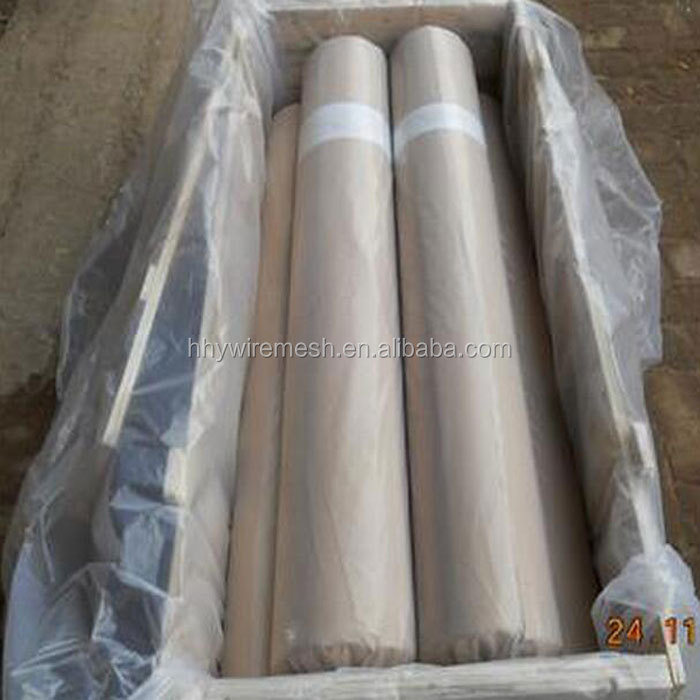 China supplier Hot-sale high quality customized stainless steel security screen wire mesh