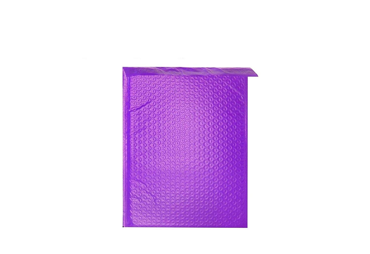 "#0 6x10 Purple Poly Bubble Mailers Shipping Mailing Padded Envelopes 6""X9"" Bags"