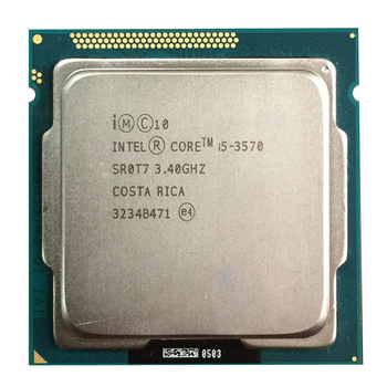 Intel Core CPU LGA1155 i5 3570 Cpu for Desktop