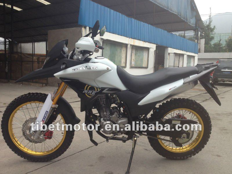 Motocicleta 200cc 250cc dirt bike sport racing motorcycle (ZF200GY-A)