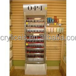 Weitu Customized High End Professional Cheap New Design Nail Polish Perfume Lipstick Display