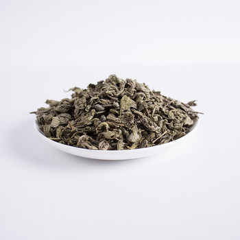 Organic chinese loose green leaf tea