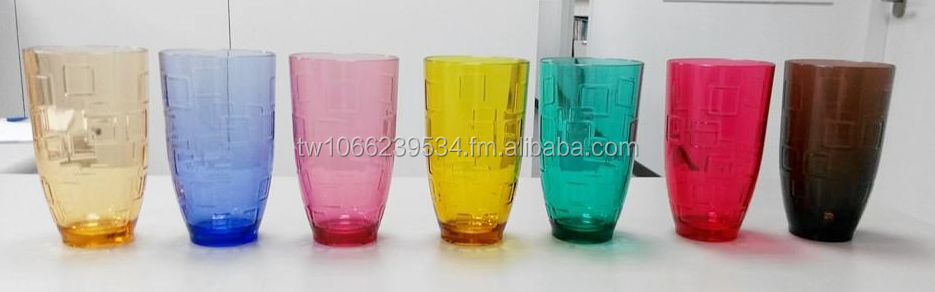 Acrylic Cup promotion