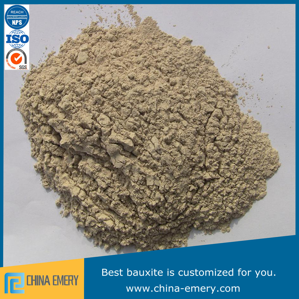 Refractory Grade Calcined Bauxite For Aluminum Melting