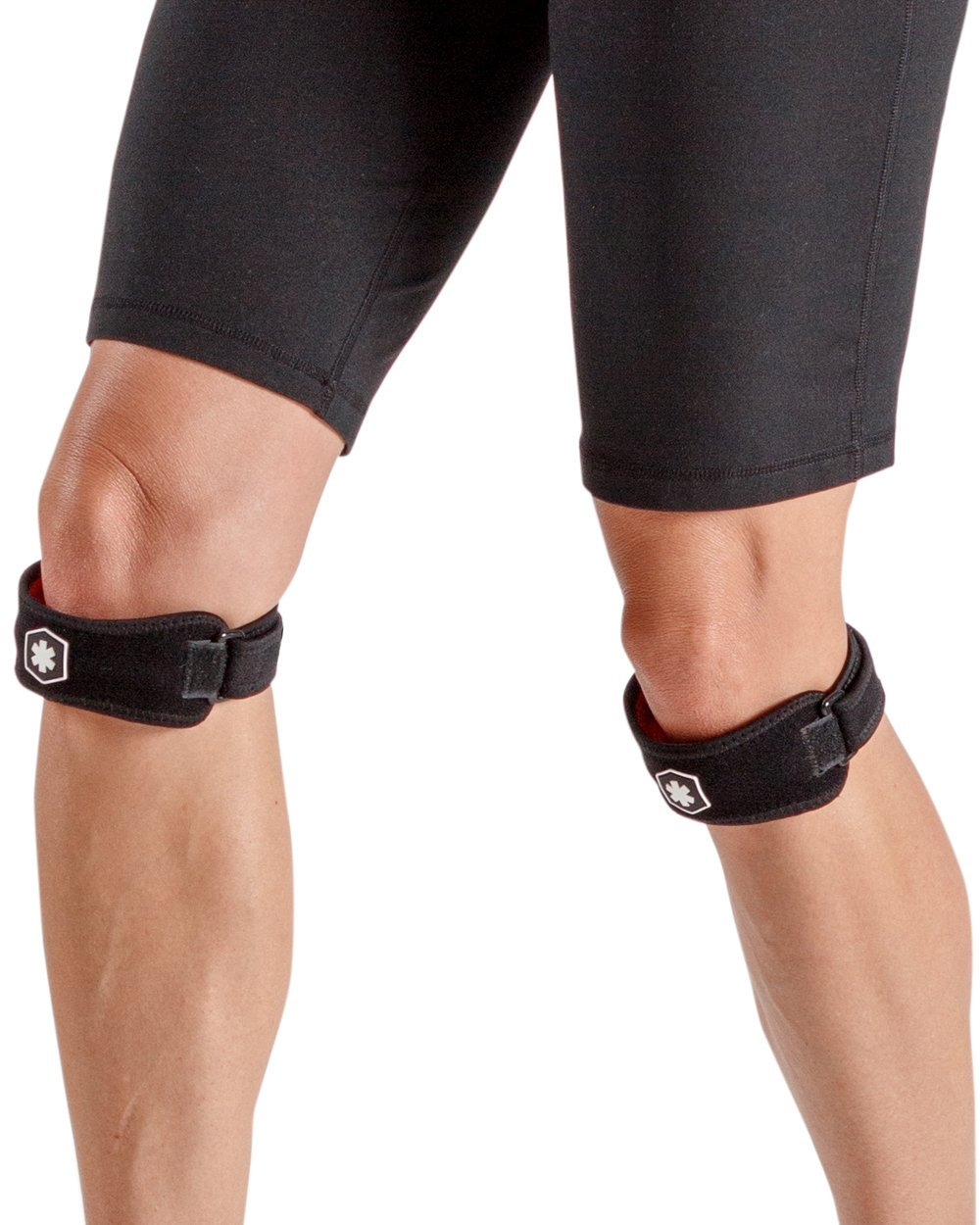 Fashion Knee Patella Compression Support Strap Brace With 4x Powerful Magnets Foot Care Tool Beauty & Health
