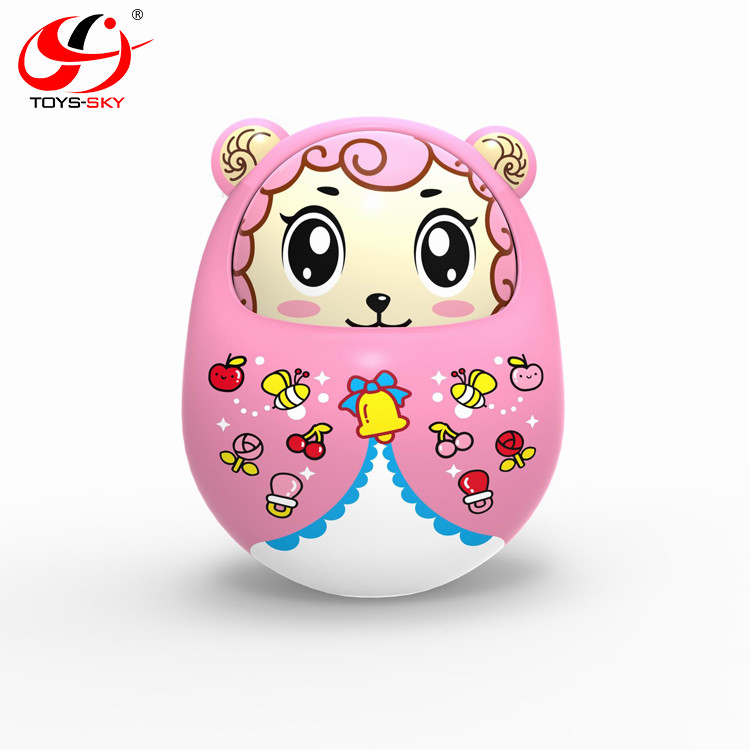 Spring Flower Q-Cute Baby Tumbler toy Roly-poly toy Daruma doll, View  tumbler, Toysky Product Details from Shenzhen Toysky Trading Firm on  Alibaba com