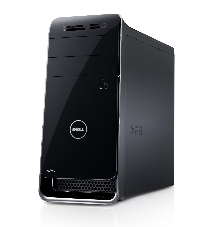 Dell XPS 8700 Desktop Computers - Dell X8700-1563BLK Desktop & 3.4 GHz Intel Core i7-4770 (Discontinued by Manufacturer)