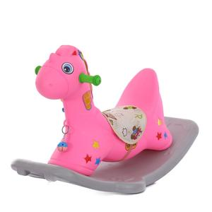 Funny plastic rocking horse for little children/ baby swing animal car/ baby ride on indoor rocking horse