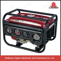Lingben 2Kw Gas Honda Generator Names Of Parts Of Generators Portable Prices LB3700DXE-B