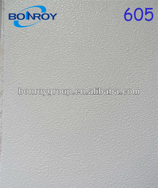 pvc facing for ceiling tiles 600M/roll