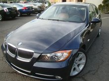 2007 BMW 3 Series SPORT PKG 6 SPEED Sedan