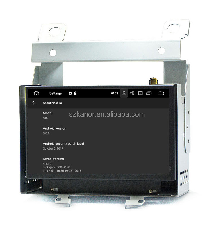 Ips Android 8 0 Autoradio Stereo System For Land Rover Freelander 2 Gps  Navigation With Audio/vedio Multimedia Player - Buy Android For Freelander