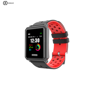 2018 Heart Rate Monitor Activity Tracker IP67 Waterproof Bluetooth Smart Bracelet Step Counter Sleep Monitor Pedometer Band