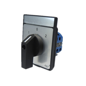 High-quality LW38 series 16A 20A cam operated rotary switch with CE and CCC