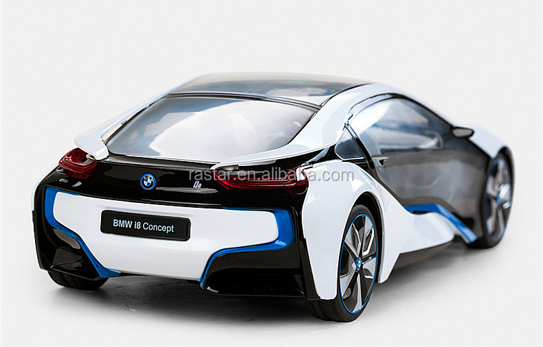 Rastar Made Fancy Bmw I8 Car Type 1 14 Scale Rc Toy Bmw Car Radio