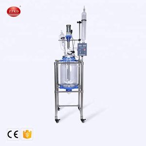 Lab Instrument Continuous Stirred Tank Chemical Reactor