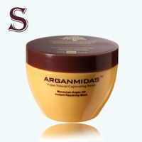 Strenghten and repair mask at home hair mask for dry hair